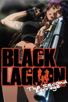 Black Lagoon: The Second Barrage - Black Lagoon The Second Barrage (Ss2) | Black Lagoon 2nd Season | Black Lagoon Second Season (2006)