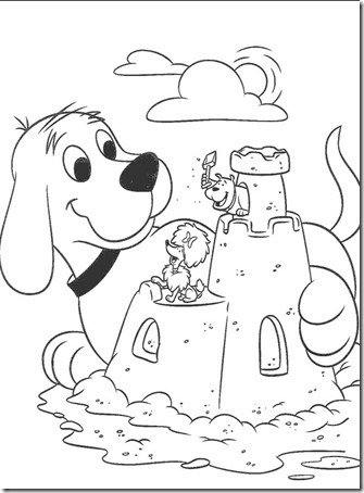 perrito-clifford blogcolorear (16)