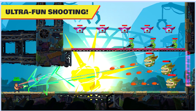 FPS Game Offline Android Terbaik