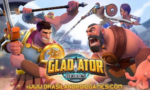 Download Gladiator Heroes v1.8.1 APK + OBB Data - Jogos Android