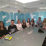 2018-11-23 Els alumnes de 2n de Màrqueting i Publicitat visiten l'Agència de Publicitat Odissea