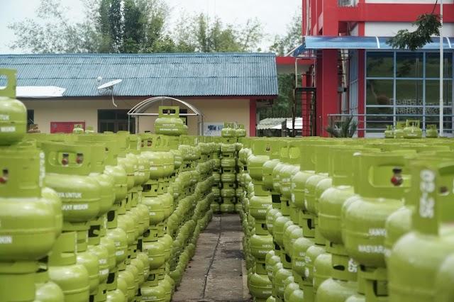 Pastikan Stok LPG di Kalsel Aman, Pertamina Imbau Masyarakat tak Panic Buying