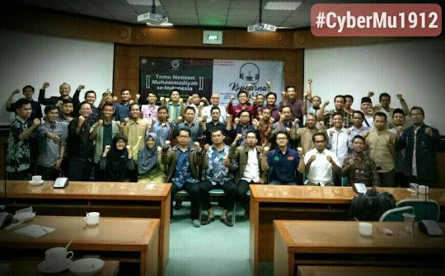 """CyberMu1912 Siap """"Berkata Baik"""" dan Tepis HOAX Di Media Sosial"""
