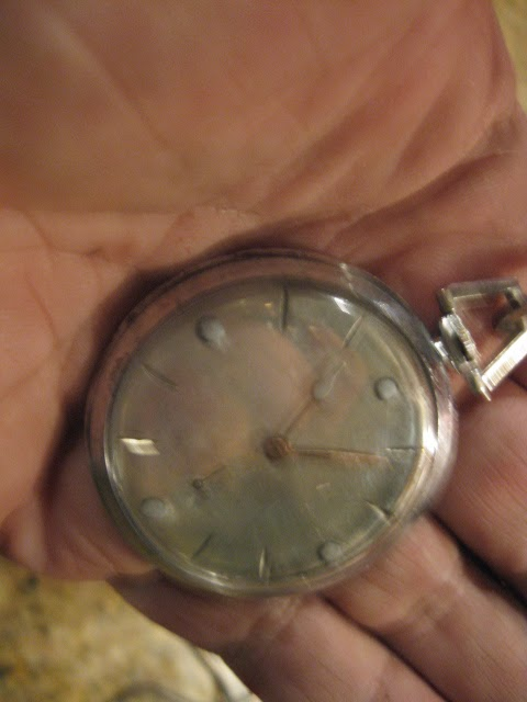 RARE INVICTA POCKET W MARKSMAN BADE + 1946 JAPAN COVER - IMG_8637.JPG