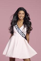 2018 Miss Réunion finaliste