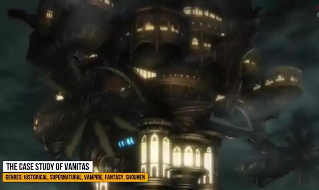 Case Study of Vanitas tells the story of Vanitas