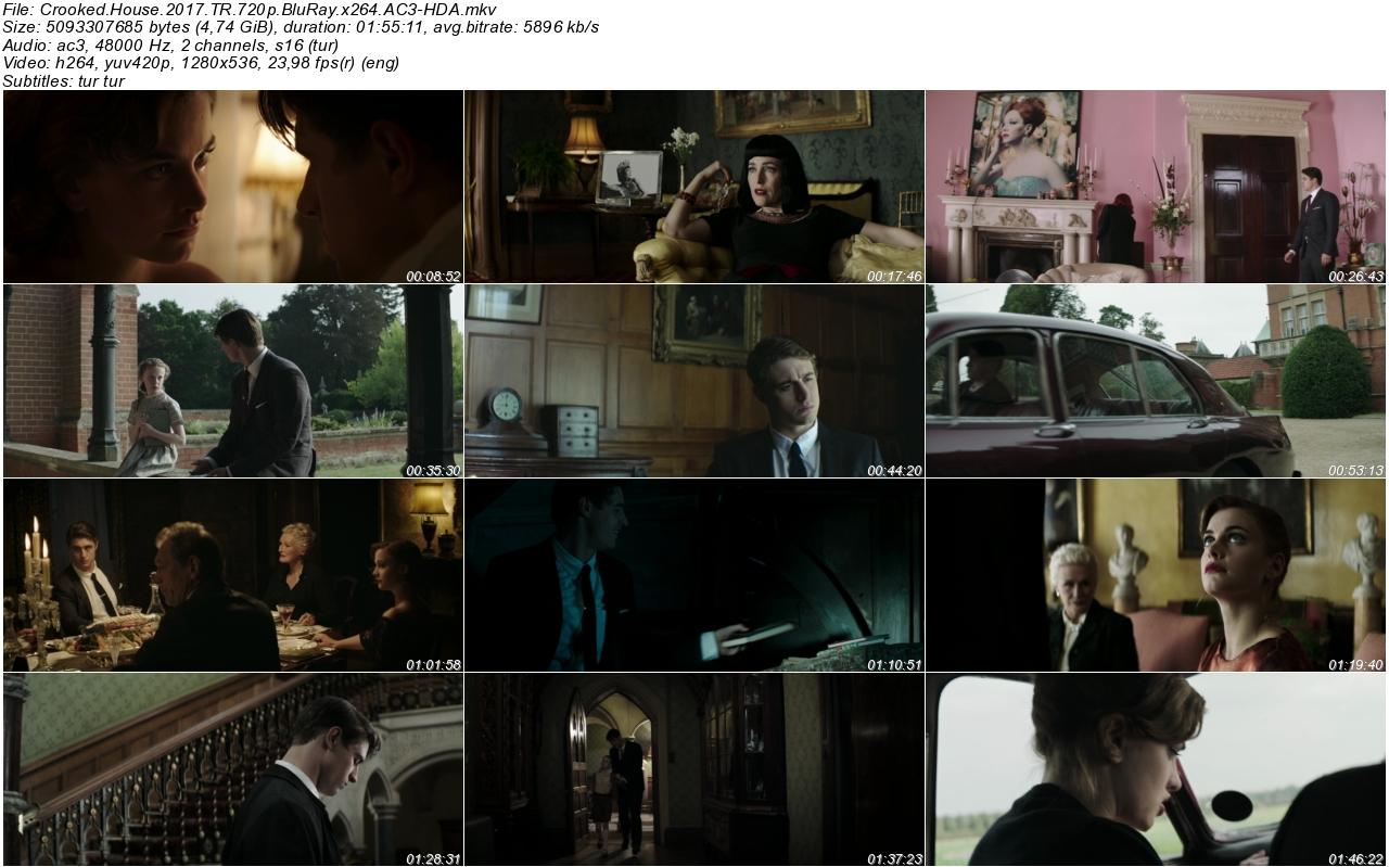 Çarpık Evdeki Cesetler 2017 - 1080p 720p 480p - Türkçe Dublaj Tek Link indir