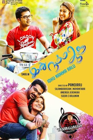 Poster Of Free Download Idhu Namma Aalu 2016 300MB Full Movie Hindi Dubbed 720P Bluray HD HEVC Small Size Pc Movie Only At worldfree4u.com