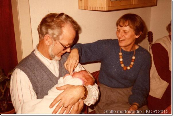 Stolte morforældre