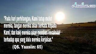 Kisah Hikmah, Keteguhan Iman Pemuda Yang Sholeh
