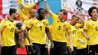 Belgia Riah Posisi Ketiga Piala Dunia 2018