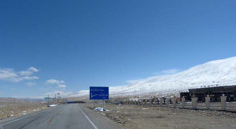 Bifurcation pour le Tadjikistan proche