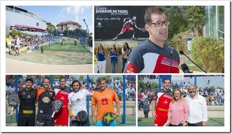 """Inaugurada la pista """"Juan Martín Díaz"""" en Reserva del Higuerón Resort."""