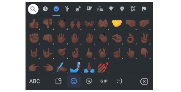 La nuova emoji della stretta di mano multi-pelle arriverà nel 2022