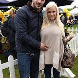 OIC - ENTSIMAGES.COM - Kirk Norcross and Holli Willis at the  PupAid Puppy Farm Awareness Day 2015 London 5th September 2015 Photo Mobis Photos/OIC 0203 174 1069