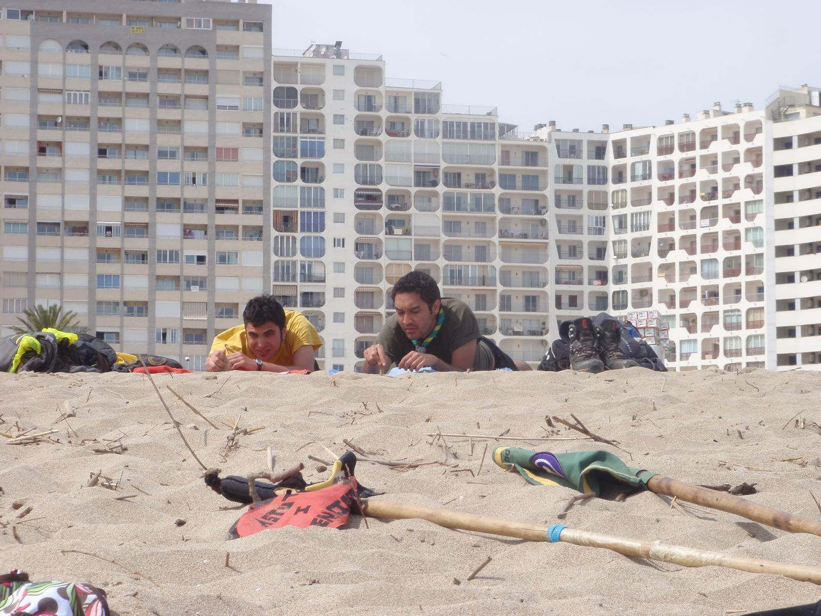 Campaments de Primavera de tot lAgrupament 2011 - P4190080.JPG