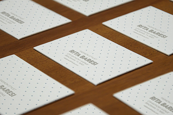 Name Cards Perspective MockUp