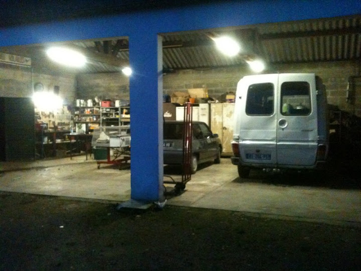 Vos garages vos ateliers vos coins bricole page 4 for Garage audi beziers