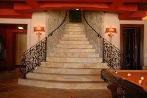 Architecture, Interior, Stairs