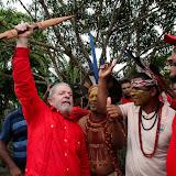 Visita ao assentamento Lulão (Bahia)