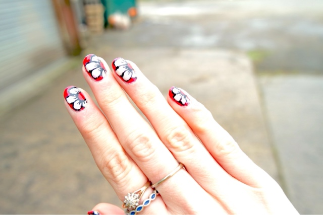 Manicure Monday With Rio Beauty Nail Art Ami Rose