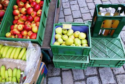 Farmer's Market, Tubingen