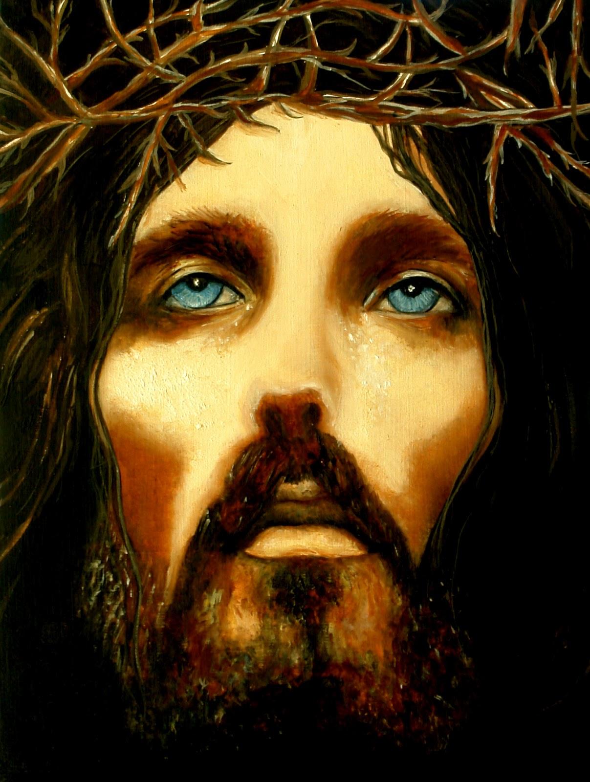 Глаза христа картинки