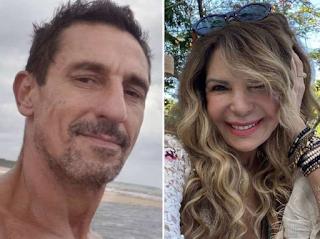 Tuca Andrada repreende  Elba Ramalho sobre festa na casa de cantora