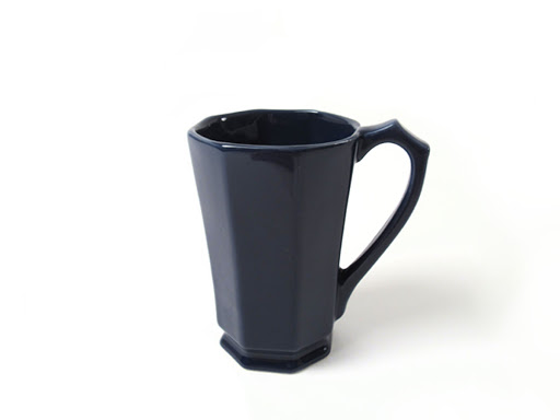 Billy Cotton Indigo Mug