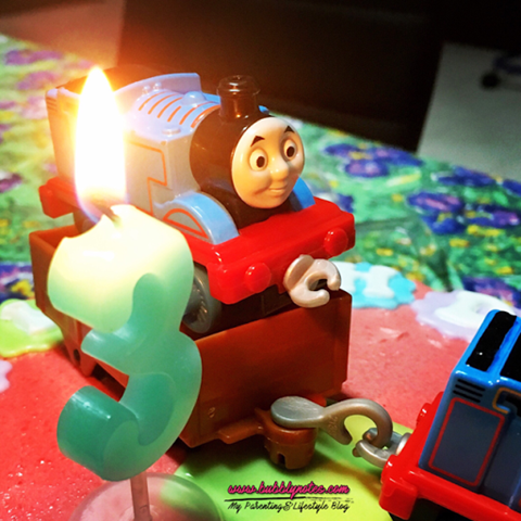 CUSTOMIZED THOMAS & FRIENDS CAKE BY VD.LICIOUS! 6