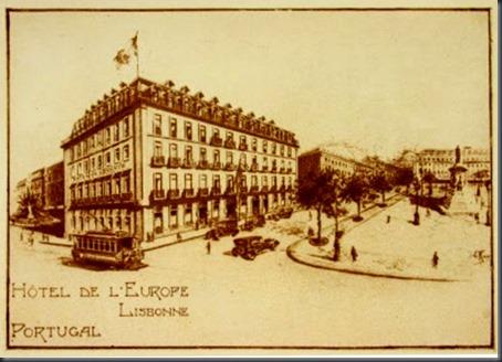 Hotel de L'Europe 1921.3