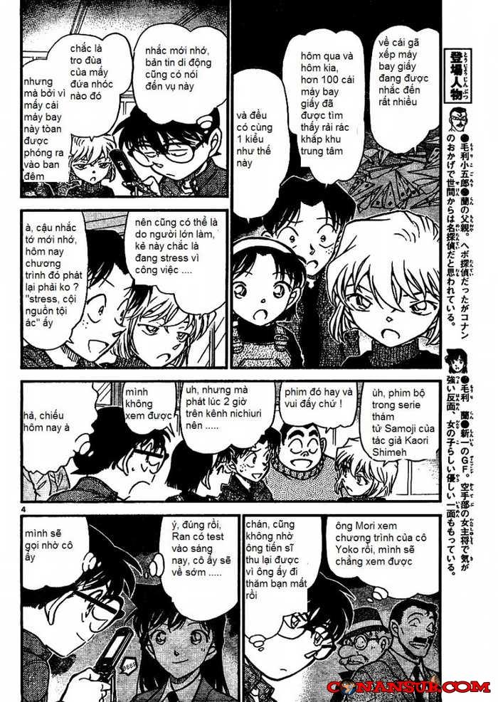 , Thám tử lừng danh Conan chap 638    NarutoSub