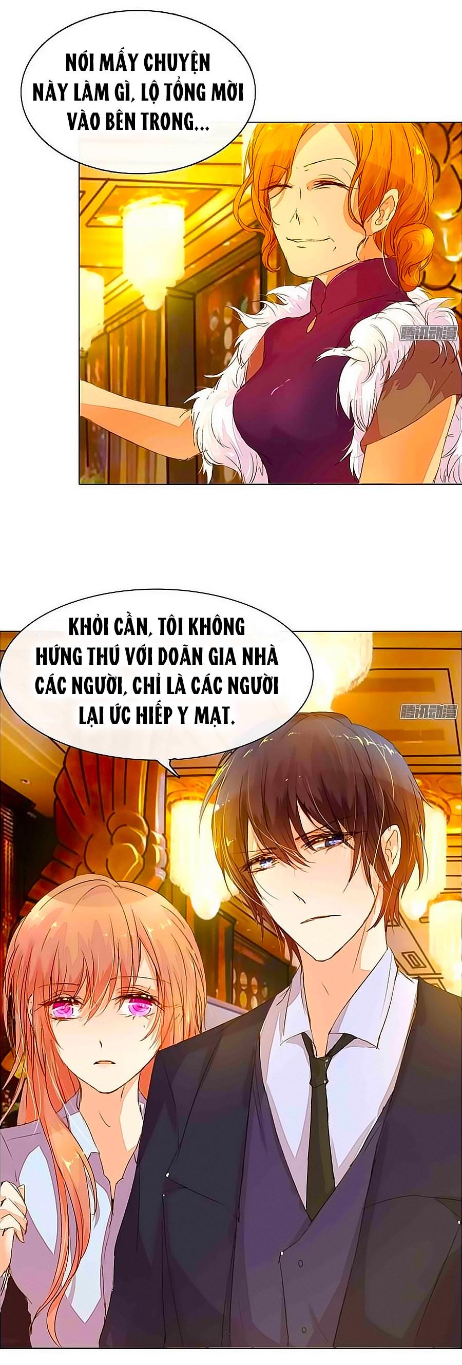 Hào Môn Tiểu Lãn Thê Chap 11 - Next Chap 12 image 4