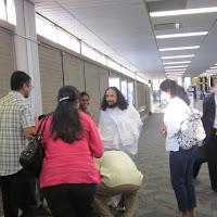 GuruMahan, Omaha Airport
