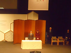Opening Plenary, Crown Prince and Crown Princess of Japan