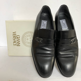 Versace Monk Strap Shoes