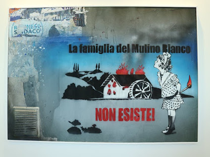 Mr. Savethewall: quanto vale l'arte?