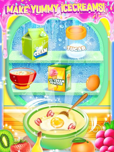 Ice Cream Cooking - Chef  screenshots 12