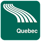 Quebec Map offline