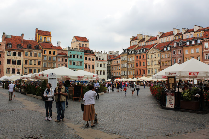 Plaza del Mercado de la Ciudad Vieja