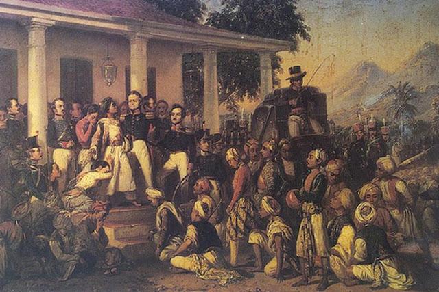 Gaya Militer Turki Utsmani dalam Perang Pangeran Diponegoro
