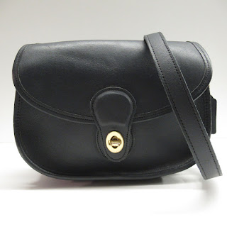 Coach Crossbody Saddle Bag
