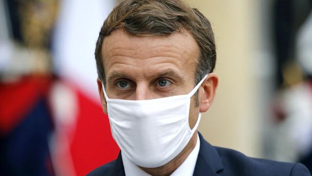 French President Emanuel Macron Slams U.S. Mainstream Media: 'Legitimizing' Violence