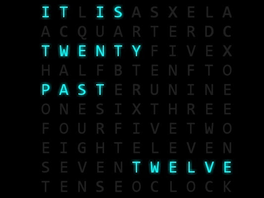 Word Clock (Extension)