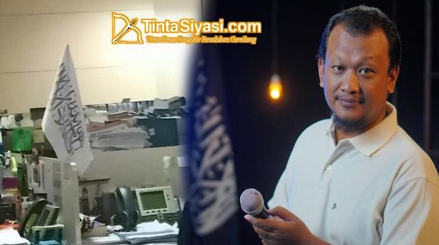 Jurnalis: Mereka yang Terus Menggoreng Liwa Rayah sebagai Bendera HTI, Itu Alergi Islam!