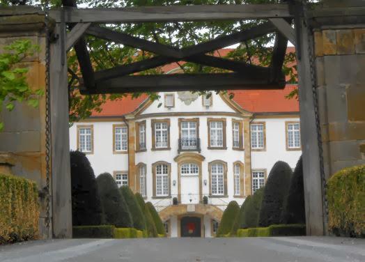 Schloss Harkotten-Ketteler, Füchtorf, Münsterland