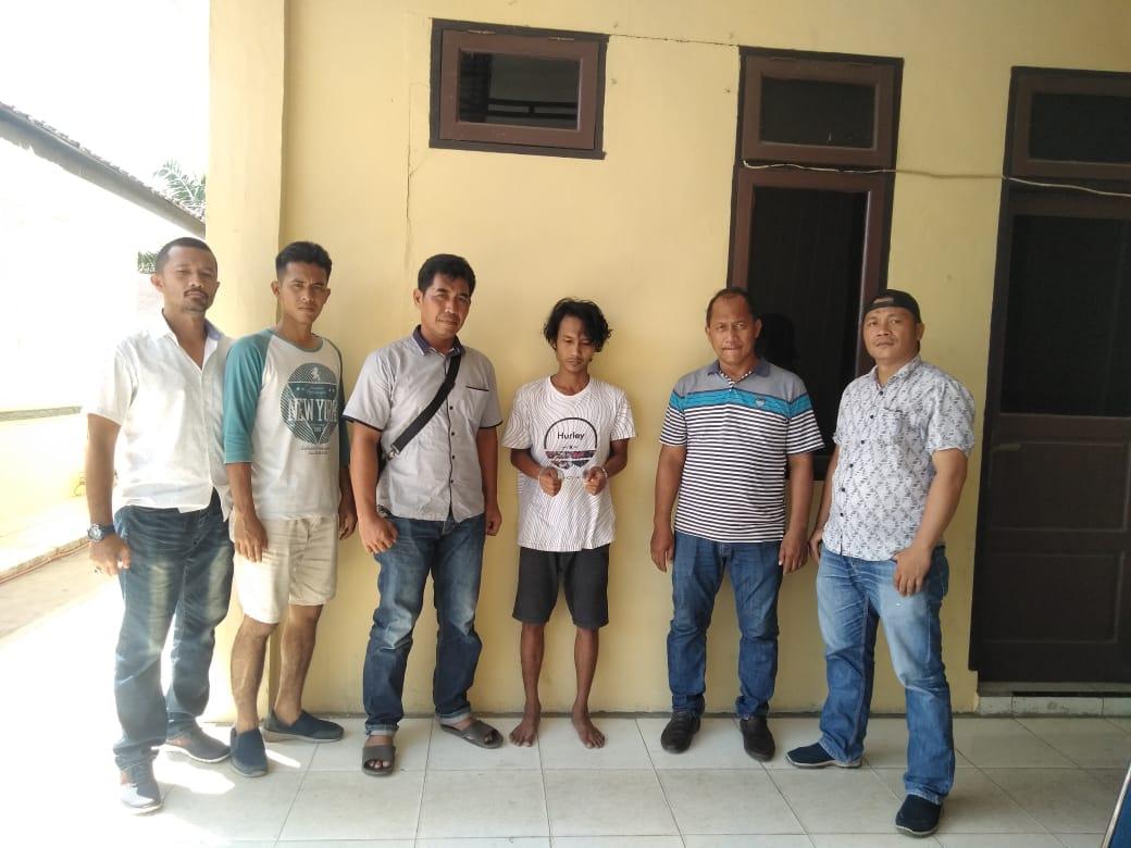 Team Khusus Anti Bandit Polres Sergai Berhasil Ringkus DPO Bajing Loncat