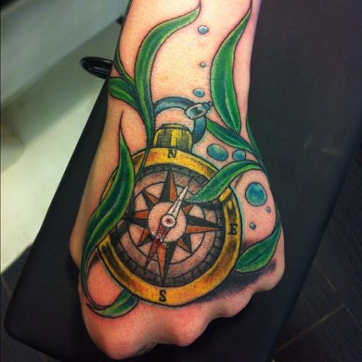 All Tattoo Design 50 Top Compass Tattoo Styles And Ideas