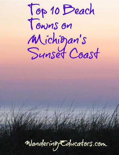 Top 10 beach towns on Michigan's Sunset Coast