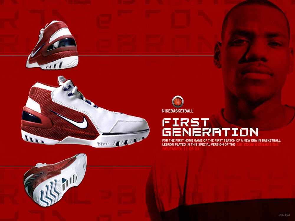 Nike Air Zoom Generation Returns on Jan 25th for 175